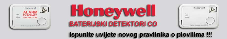 Index stranica Honeywell