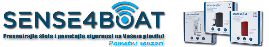 Index stranica Sense4Boat