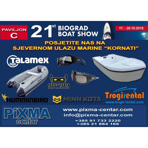 Biograd Boat Show i radno vrijeme trgovine