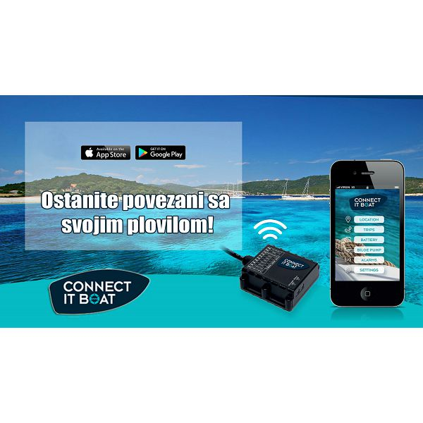 Connect it Boat - novo u našoj ponudi.