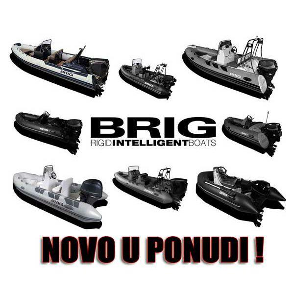 Novo u ponudi - BRIG Gumenjaci