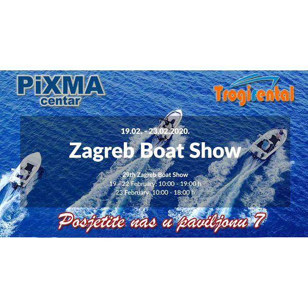 Zagreb Boat Show i radno vrijeme trgovine