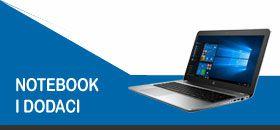 Notebook i dodaci