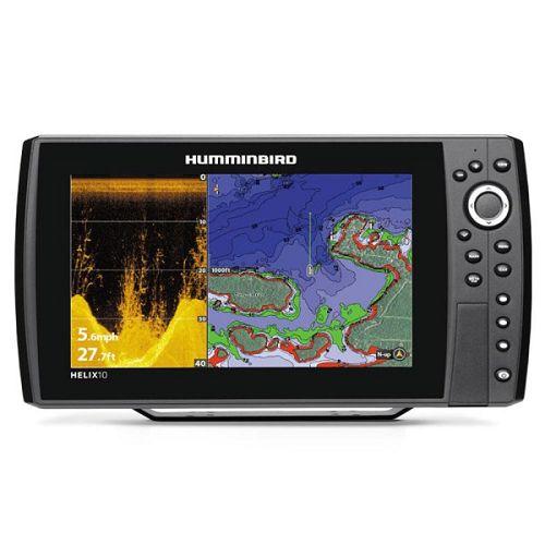 Humminbird Helix 10x DI GPS