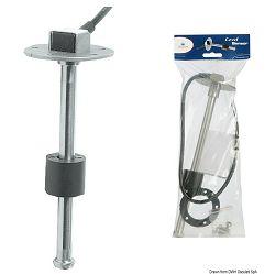 Senzor nivoa goriva/vode, vertikalni sa flanđom S5, 5 otvora, 60cm, Osculati 2716060