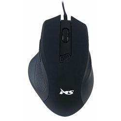 FOCUS C115 žičani miš crni