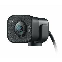 Web kamera Logitech StreamCam crna