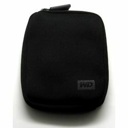 My Passport Neopren Case Black
