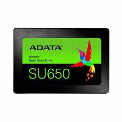 SSD Adata 120GB SU650 SATA 3D Nand