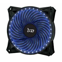 MS PC FREEZE 33LED plavi ventilator za kućište
