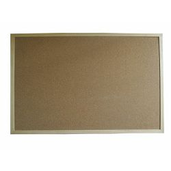 Ploča pluto  s dodacima 60x40 cm