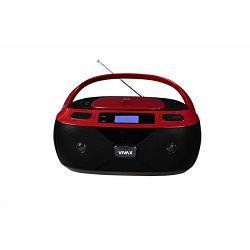 VIVAX VOX prijenosni radio APM-1040 red