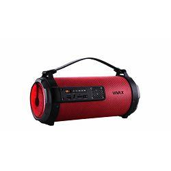 VIVAX VOX bluetooth zvučnik BS-101 red