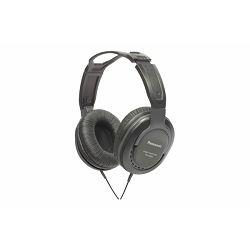 PANASONIC slušalice RP-HT265E-K crne
