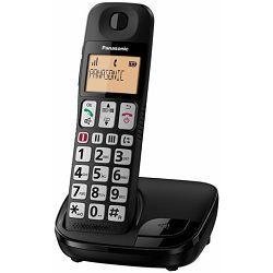 PANASONIC telefon bežični KX-TGE110FXN/B