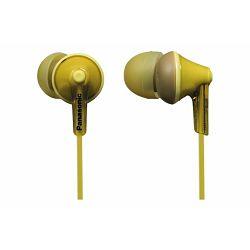 PANASONIC slušalice RP-HJE125E-Y žute