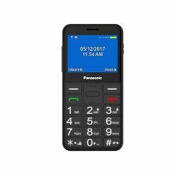 MOB Panasonic KX-TU150 EXB crni, SOS tipka