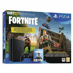 GAM SONY PS4 500GB E chassis + Fortnite RBP VCH