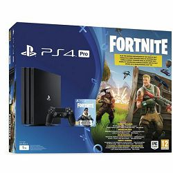 GAM SONY PS4 Pro 1TB B chassis + Fortnite VCH