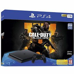GAM SONY PS4 1TB F chassis + Call of Duty: Black Ops 4