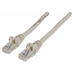 Intellinet prespojni mrežni kabel Cat.5e UTP PVC 5m sivi