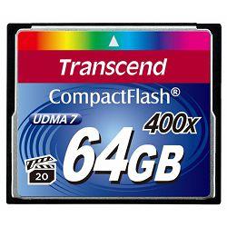 Memorijska kartica Compact Flash Transcend 64GB 400X