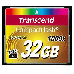 Memorijska kartica Compact Flash Transcend 32GB 1000X TS