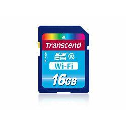 Memorijska kartica Transcend SD 16GB HC Wi-Fi Class 10