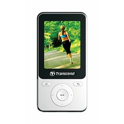 MP3/MP4 player Transcend 8GB T Sonic 710 White