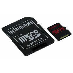 MEM SD MICRO 128GB UHS-I Class U3 + 1ad KIN