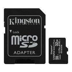 Memorijska kartica  Kingston SD MICRO 32GB Class 10 UHS-I Pl