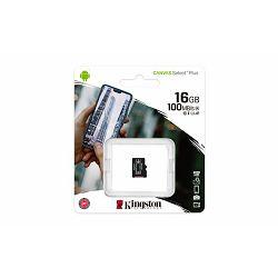 MEM SD MICRO 16GB Canvas Plus w/o ADP