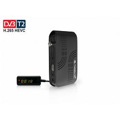 AB CRYPTOBOX 702T HD DVB-T2 HEVC H.265 12V