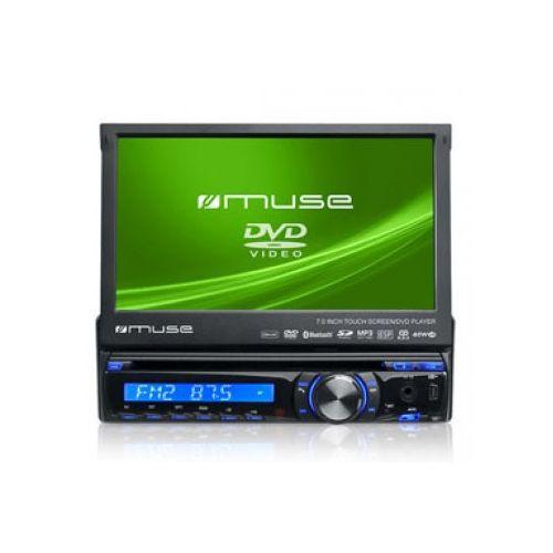 MUSE Auto radio i DVD 7 M-725 DR