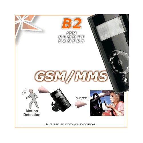 B2 GSM be�i�na kamera