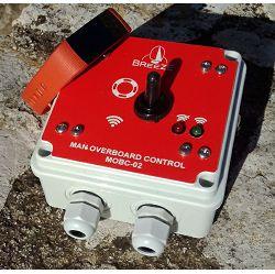 Bežični MoB - sigurnosni bežični sustav za isključivanje motora plovila