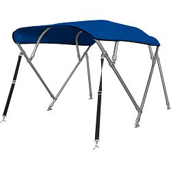 Bimini tenda s 4 luka, 280x240cm, INOX