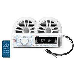 BOSS Marine Audio komplet MCK1307W.6