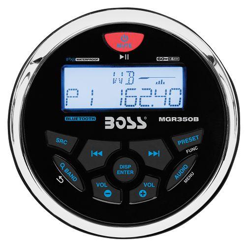BOSS Marine Audio MGR350B