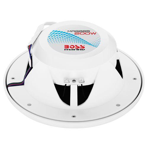 BOSS Marine zvučnici MRGB65 RGB LED