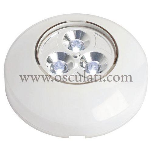 Brodska svjetla sa 3 bijela LED-a