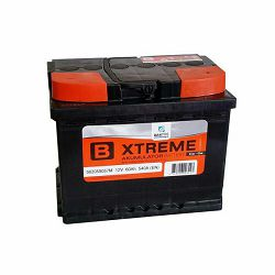 BXTREME baterija 12V 60Ah +D