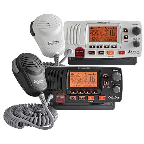 COBRA MR F77 EU GPS VHF stanica