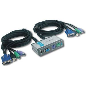 D-Link KVM switch DKVM-2KU