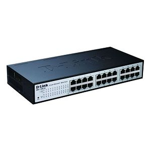 D-Link switch  web upravljivi DES-1100-24