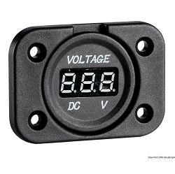 Digitalni voltmetar 8/32 V, Osculati 1451720