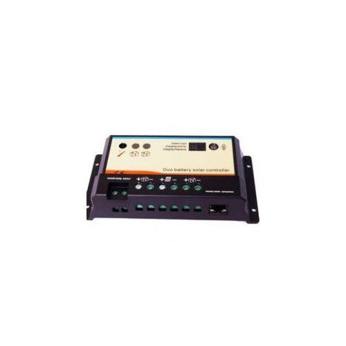 Dual battery 20A,12/24V Solar Regulator sa LCD displeom