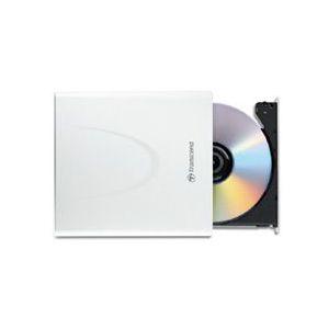 Eksterni optički uređaj Transcend 8X DVD Writer crni slim