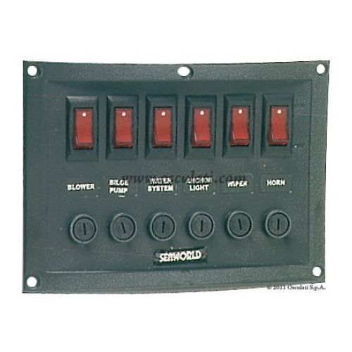 Električne komandne ploče