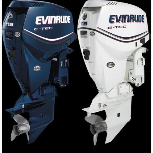 EVINRUDE E115 DSL/DGL